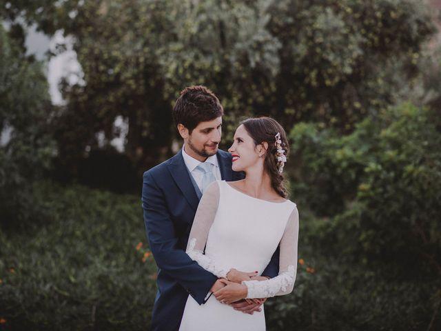 La boda de Pedro y Elo en El Cabo De Gata, Almería 141
