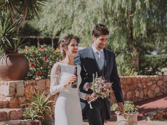 La boda de Pedro y Elo en El Cabo De Gata, Almería 144