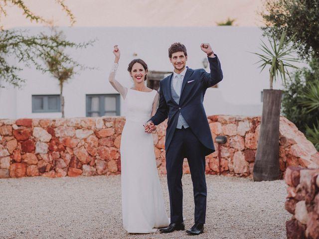La boda de Pedro y Elo en El Cabo De Gata, Almería 154