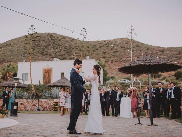 La boda de Pedro y Elo en El Cabo De Gata, Almería 159