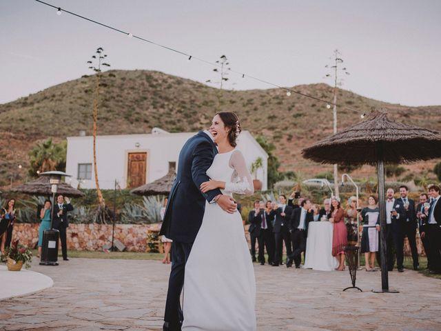 La boda de Pedro y Elo en El Cabo De Gata, Almería 161
