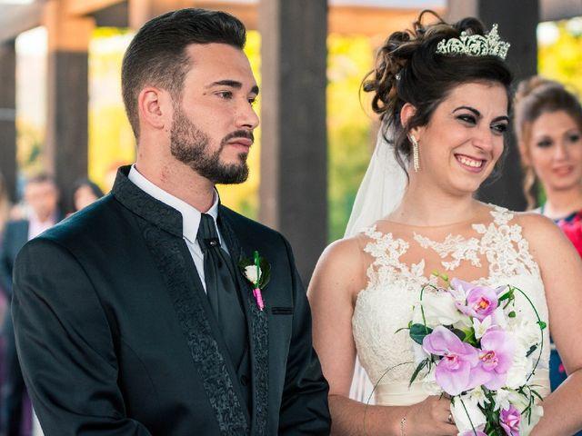 La boda de Sandra y Jose Luís