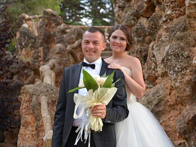 La boda de Andrei y Alina en Vandellos, Tarragona 8