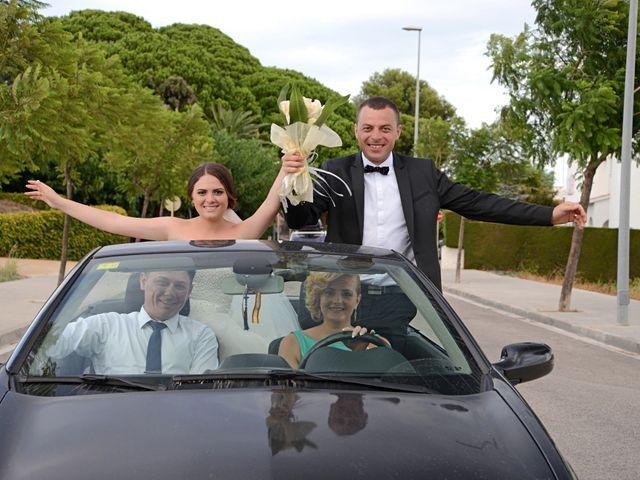 La boda de Andrei y Alina en Vandellos, Tarragona 21