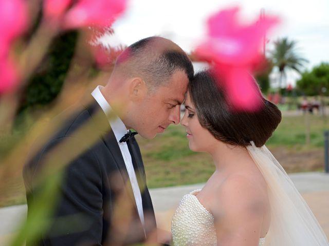 La boda de Andrei y Alina en Vandellos, Tarragona 22