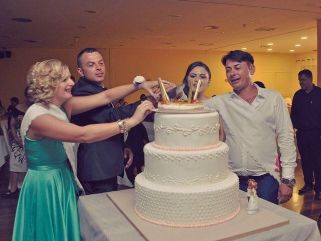 La boda de Andrei y Alina en Vandellos, Tarragona 40