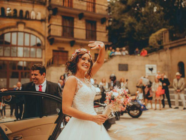 La boda de Joseba y Tania en Donostia-San Sebastián, Guipúzcoa 11