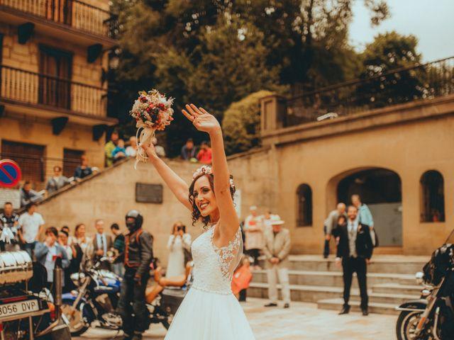 La boda de Joseba y Tania en Donostia-San Sebastián, Guipúzcoa 12