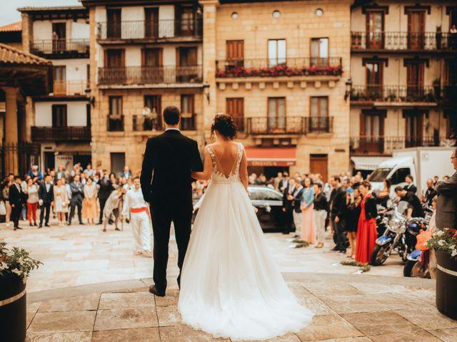 La boda de Joseba y Tania en Donostia-San Sebastián, Guipúzcoa 18