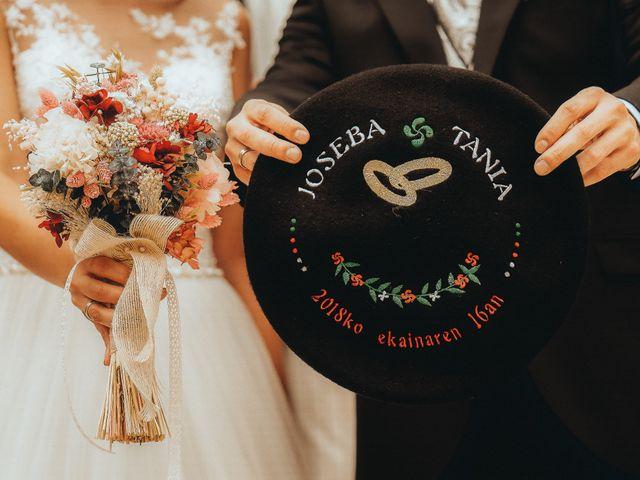 La boda de Joseba y Tania en Donostia-San Sebastián, Guipúzcoa 22