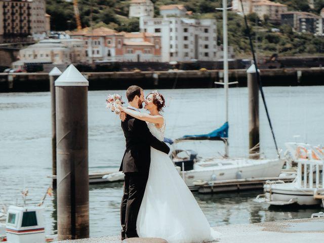 La boda de Joseba y Tania en Donostia-San Sebastián, Guipúzcoa 26