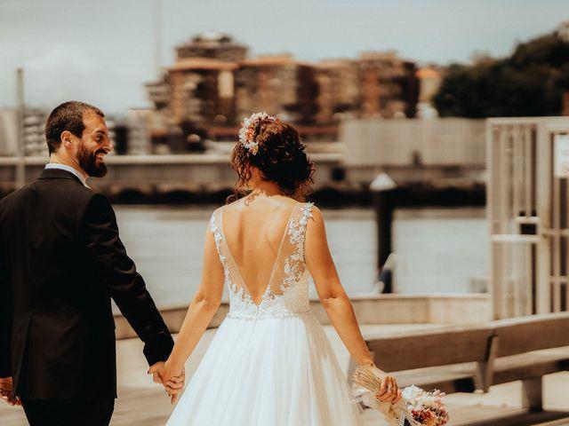 La boda de Joseba y Tania en Donostia-San Sebastián, Guipúzcoa 28