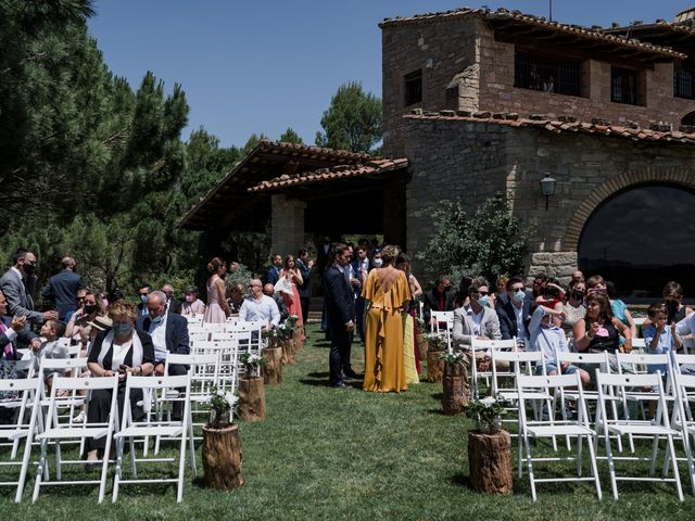 La boda de Raul y Carla en Rubio, Barcelona 40