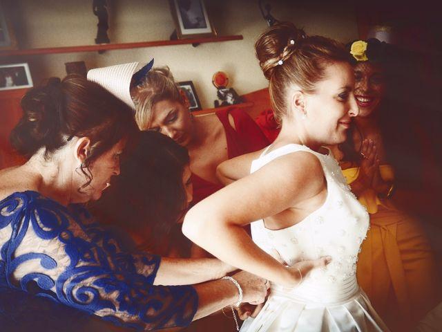La boda de Cristopher y Cristina en Jaraiz De La Vera, Cáceres 25