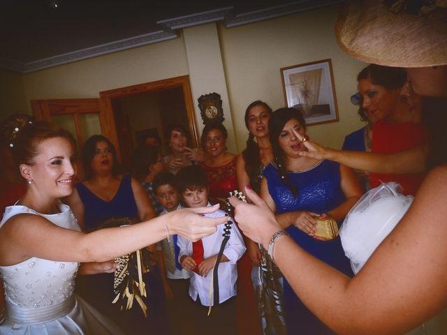 La boda de Cristopher y Cristina en Jaraiz De La Vera, Cáceres 33