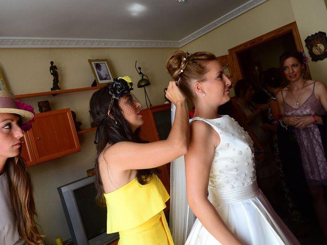 La boda de Cristopher y Cristina en Jaraiz De La Vera, Cáceres 35