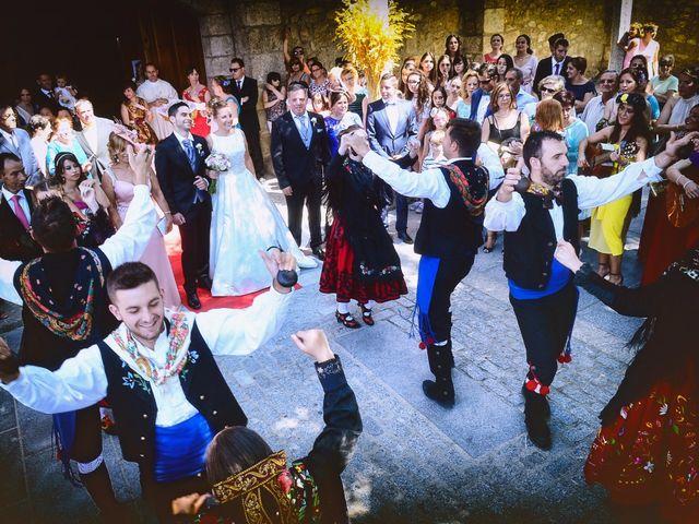 La boda de Cristopher y Cristina en Jaraiz De La Vera, Cáceres 39