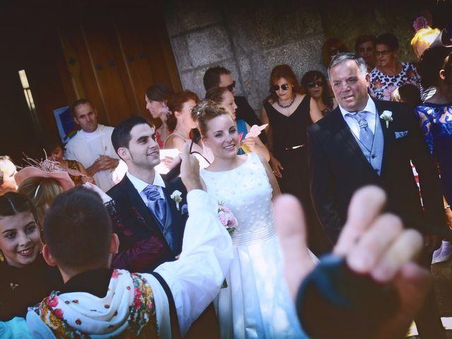 La boda de Cristopher y Cristina en Jaraiz De La Vera, Cáceres 40