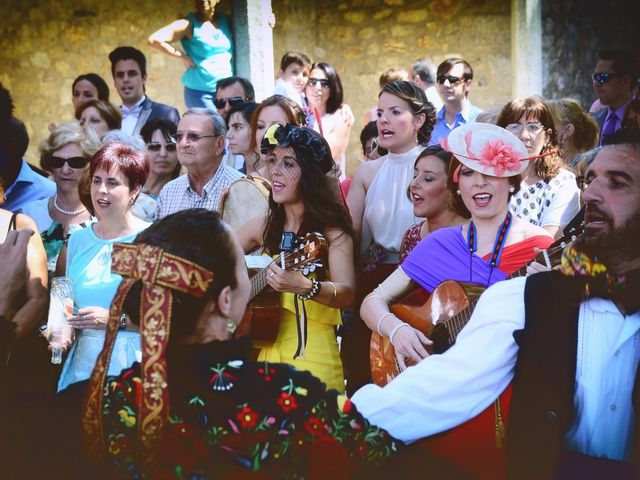 La boda de Cristopher y Cristina en Jaraiz De La Vera, Cáceres 41