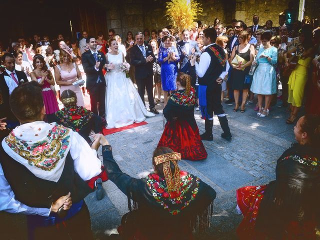 La boda de Cristopher y Cristina en Jaraiz De La Vera, Cáceres 42