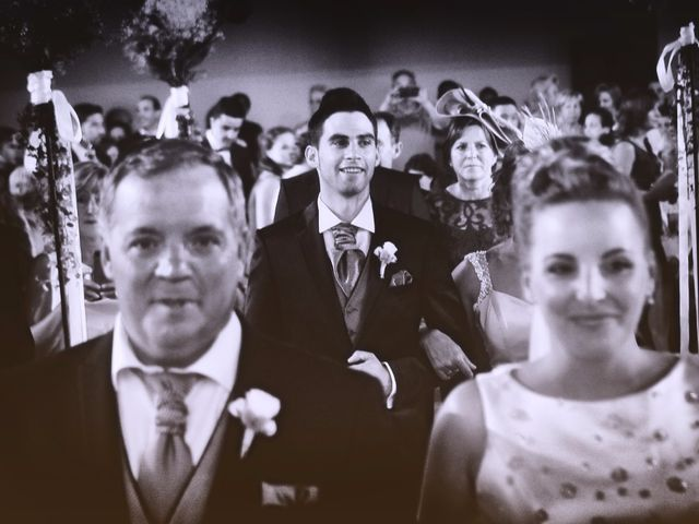 La boda de Cristopher y Cristina en Jaraiz De La Vera, Cáceres 44