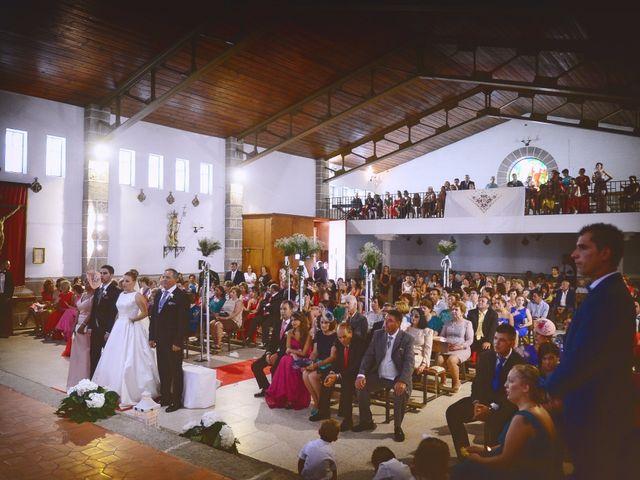 La boda de Cristopher y Cristina en Jaraiz De La Vera, Cáceres 45