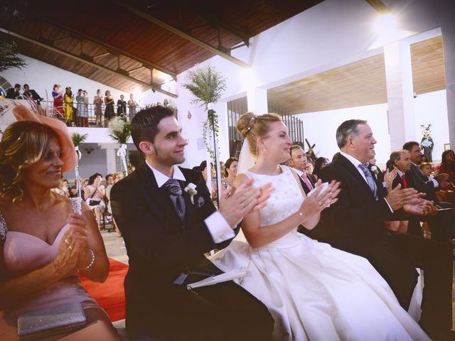 La boda de Cristopher y Cristina en Jaraiz De La Vera, Cáceres 48