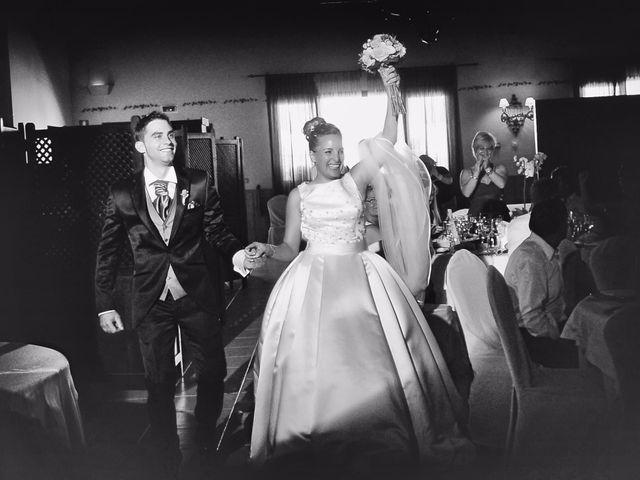 La boda de Cristopher y Cristina en Jaraiz De La Vera, Cáceres 53