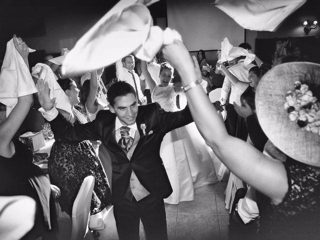 La boda de Cristopher y Cristina en Jaraiz De La Vera, Cáceres 57