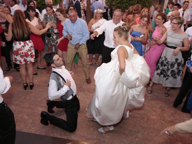 La boda de Cristopher y Cristina en Jaraiz De La Vera, Cáceres 60