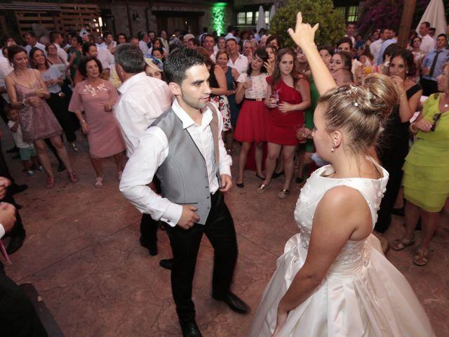 La boda de Cristopher y Cristina en Jaraiz De La Vera, Cáceres 61