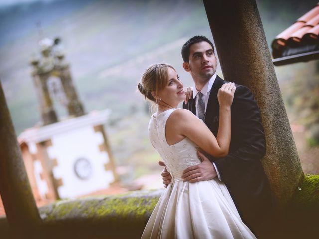 La boda de Cristopher y Cristina en Jaraiz De La Vera, Cáceres 66