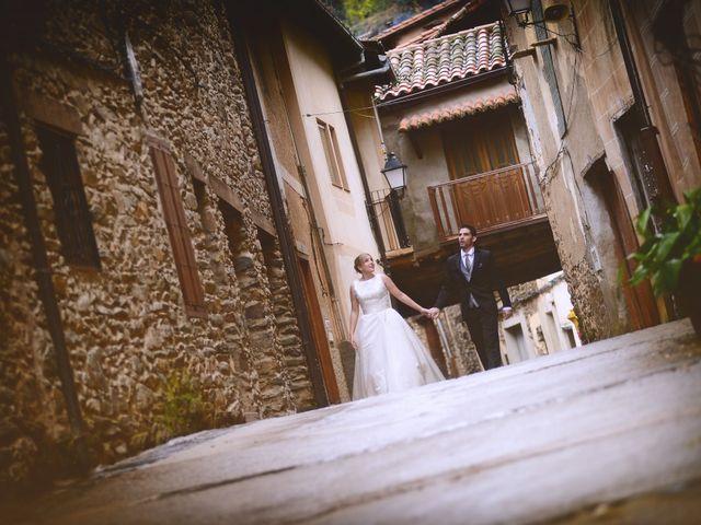 La boda de Cristopher y Cristina en Jaraiz De La Vera, Cáceres 68