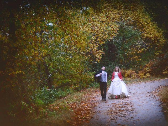 La boda de Cristina y Cristopher