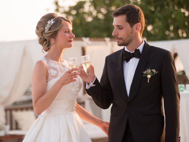 La boda de Marine y Fede