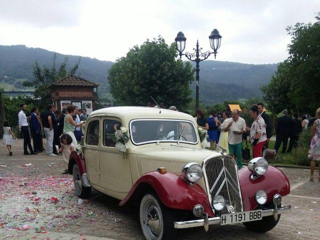 La boda de Endika y Ekiñe en Zamudio, Vizcaya 2