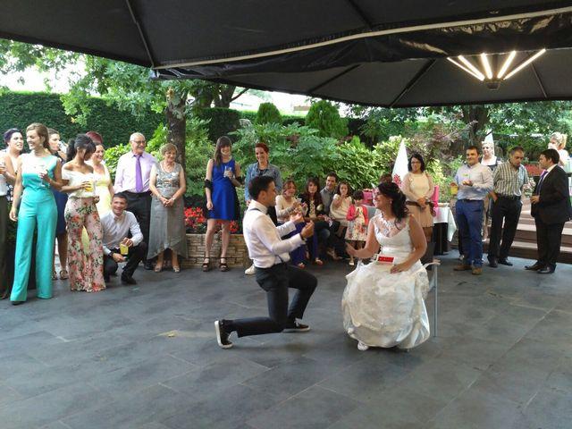 La boda de Ekiñe y Endika