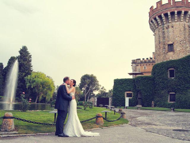 La boda de Alex y Eli en Peralada, Girona 2
