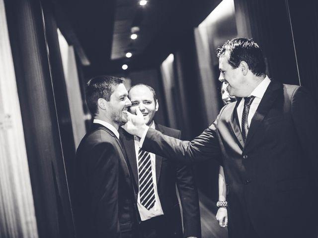 La boda de Javier y Anais en Madrid, Madrid 11