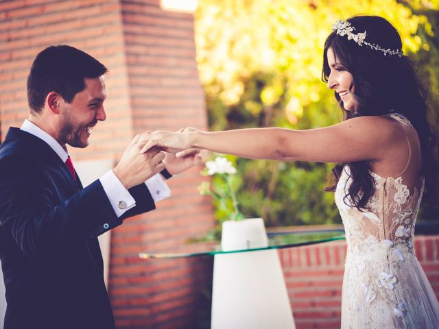 La boda de Javier y Anais en Madrid, Madrid 29