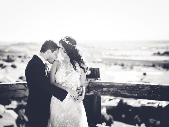 La boda de Anais y Javier