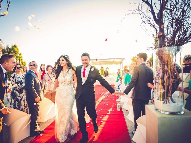 La boda de Javier y Anais en Madrid, Madrid 42