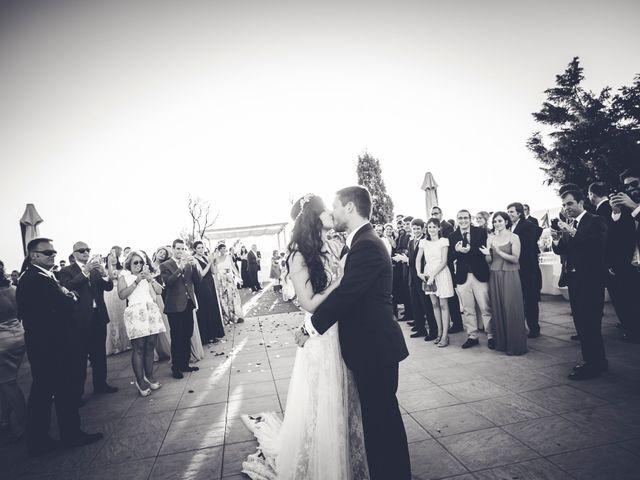La boda de Javier y Anais en Madrid, Madrid 43