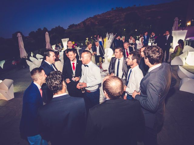 La boda de Javier y Anais en Madrid, Madrid 45