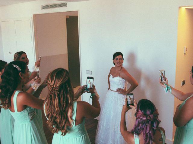 La boda de Alejandro y Natalia en Guimar, Santa Cruz de Tenerife 5