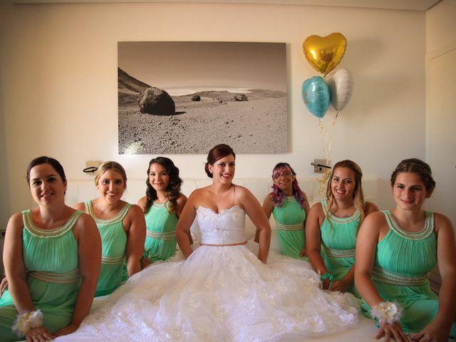 La boda de Alejandro y Natalia en Guimar, Santa Cruz de Tenerife 7