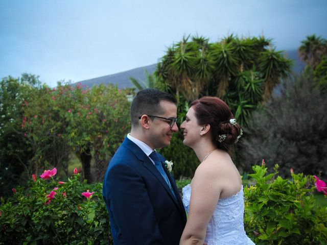La boda de Alejandro y Natalia en Guimar, Santa Cruz de Tenerife 24