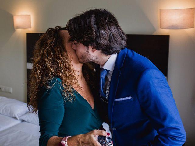 La boda de José Carlos y Andrea en Benacazon, Sevilla 10
