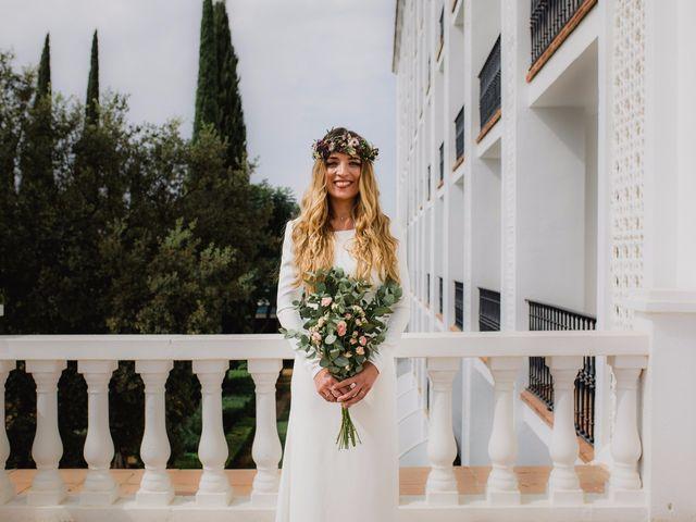 La boda de José Carlos y Andrea en Benacazon, Sevilla 22