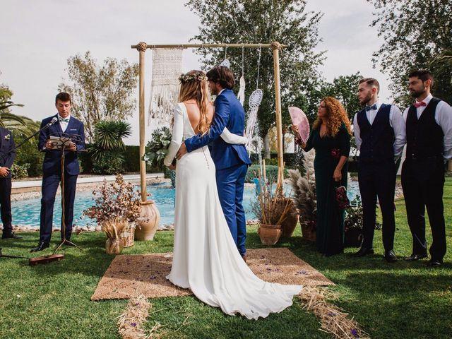 La boda de José Carlos y Andrea en Benacazon, Sevilla 24